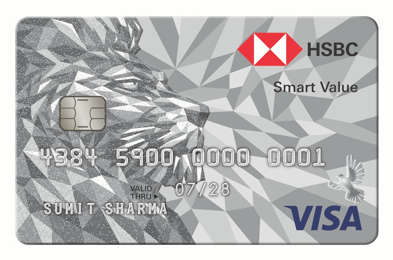 HSBC Smart Value Credit Card
